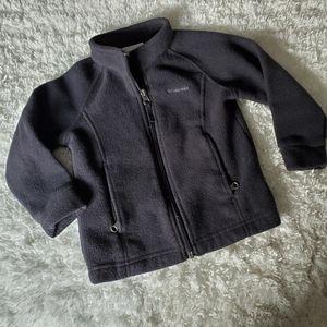 3t Columbia fleece jacket